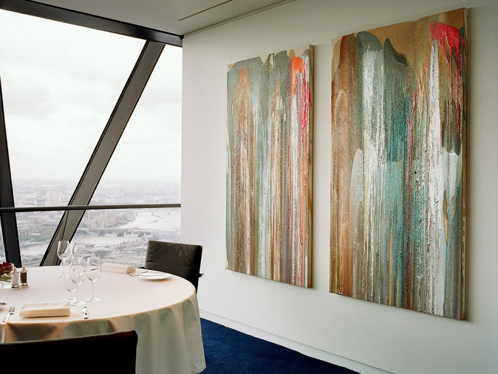 Annette Fischer Photography Art at Swiss Re